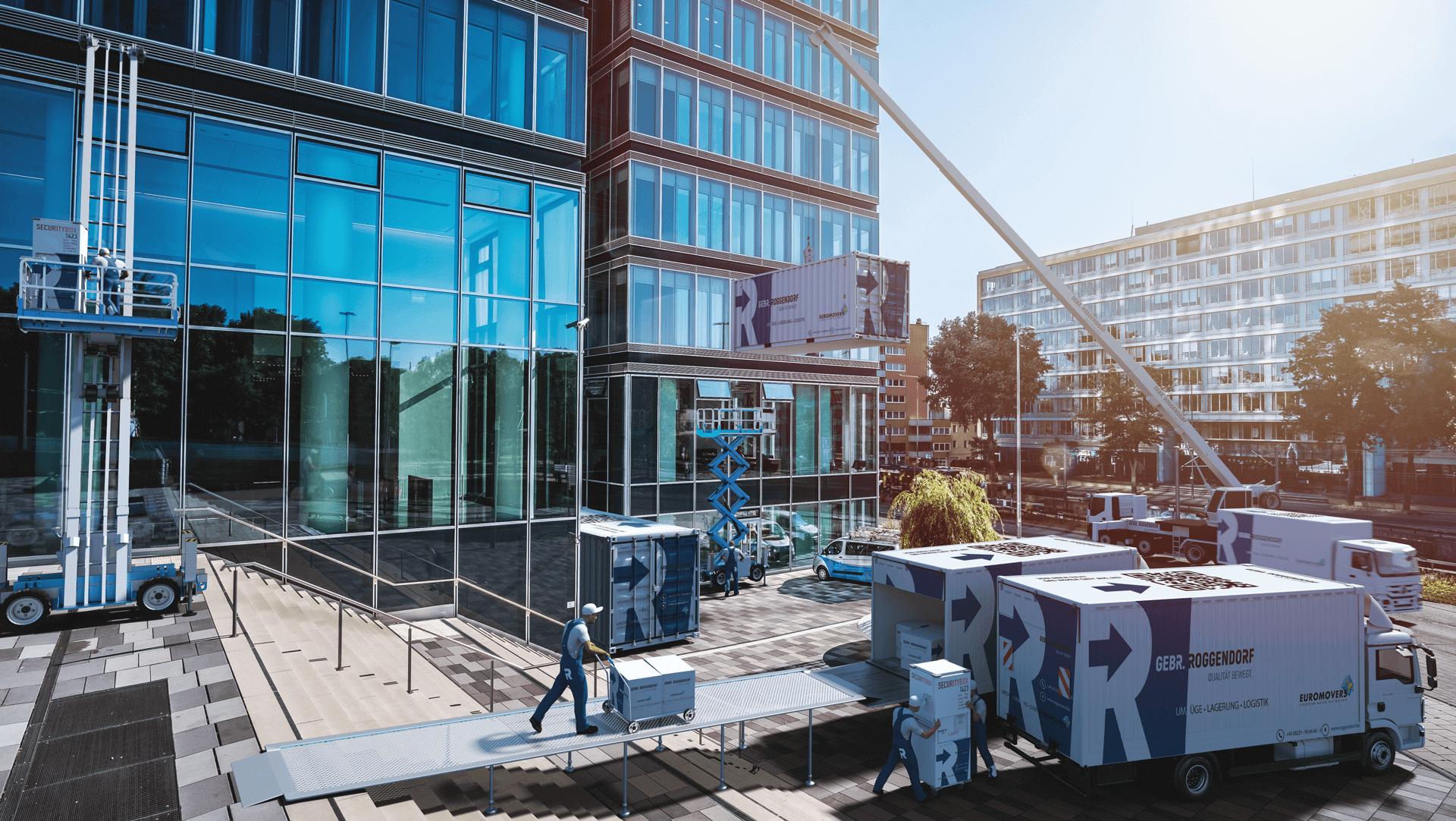 roggendorf umzug service firmenumzug bueroumzug und objektumzug header