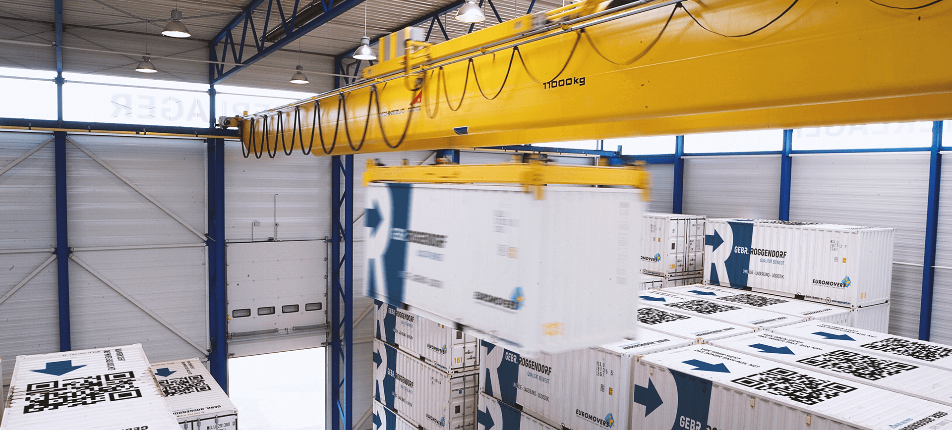 roggendorf umzug service lager archivierung containerlager