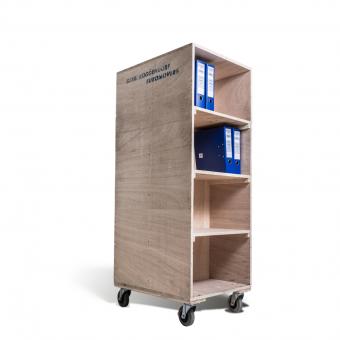 roggendorf verpackung packmittel aktenwagen