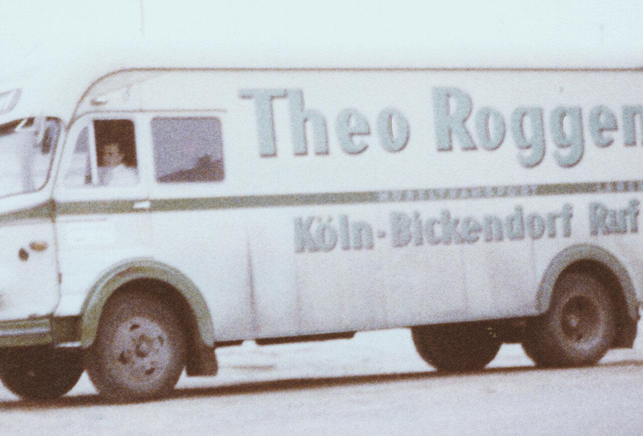 Roggendorf History Move Company