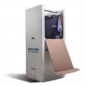 Packmittelfür den Umzug: Kleiderbox