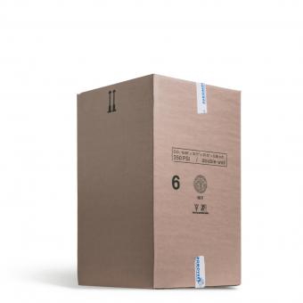 Packmittelfür den Umzug: Pappkarton