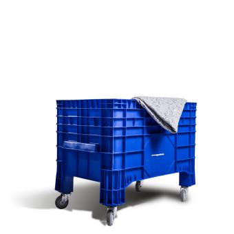 Packmittelfür den Umzug: Rollwagen