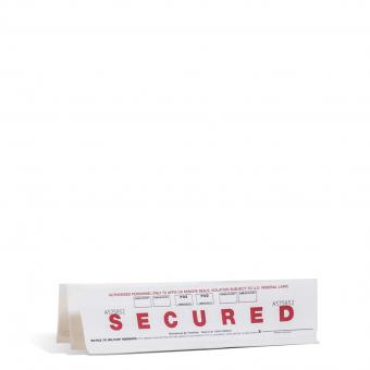 Packmittelfür den Umzug: Secured
