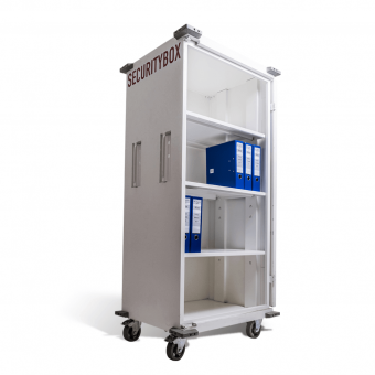 Packmittelfür den Umzug: Security-Box