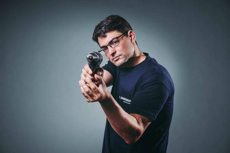 Ein Mitarbeiterfoto von Benjamin Stecher